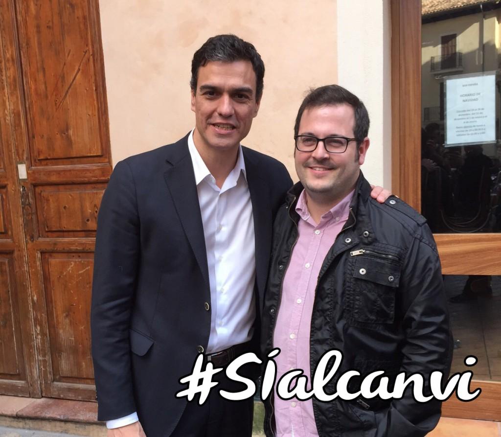 Miquel Cabot Marratxi Psoe Pedro Sánchez
